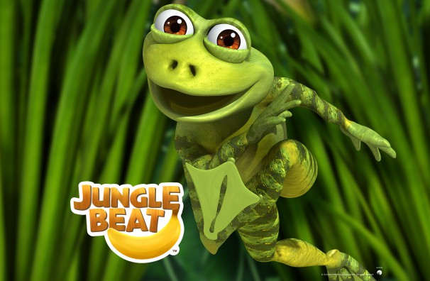 Free Jungle Beat wallpapers, desktop, backgrounds. A fun, family, classic CGI animated series with a whole jungle of fun. Download free frog wallpaper
