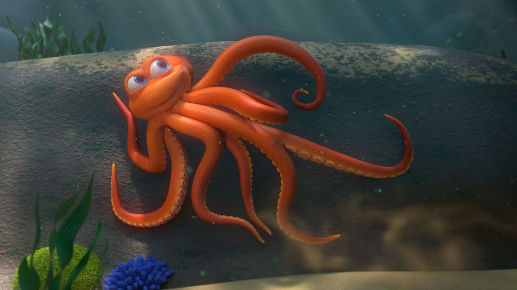 Jungle Beat Octopus
