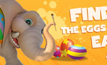 Easter Fun with Jungle Beat